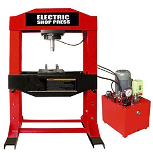 McAnax 100 Ton Electric Shop Press