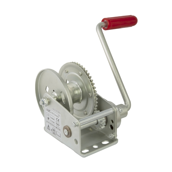 Alko Compact Braked Hand Winch 450
