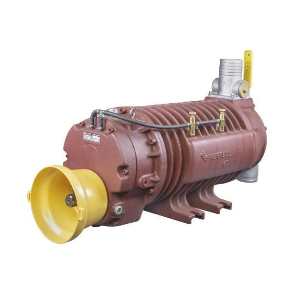Hertell PTO Drive Vacuum Pump KD-8000